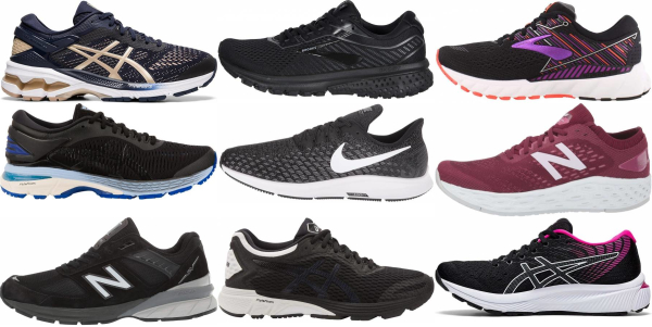 buy wide bunions running shoes for men and women