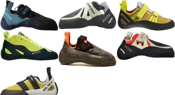 buy wide climbing shoes for men and women