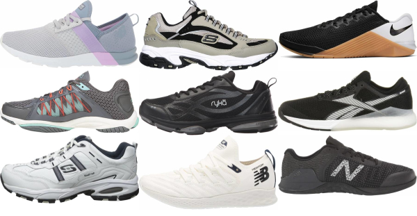 buy wide cross-training shoes for men and women