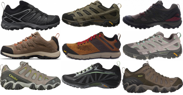 buy wide day hiking shoes for men and women