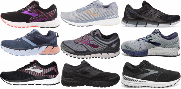 buy wide flat feet running shoes for men and women