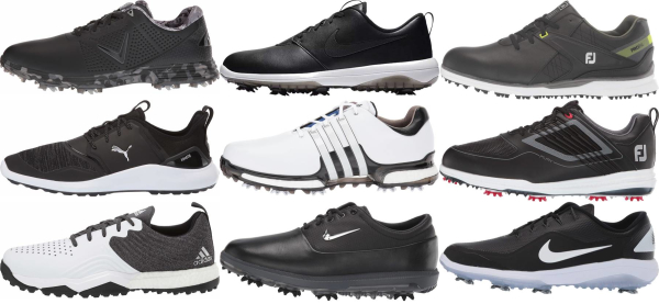 buy wide golf shoes for men and women
