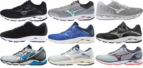 buy wide mizuno running shoes for men and women