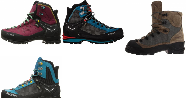 buy wide mountaineering boots for men and women