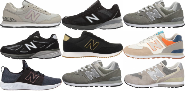 buy wide new balance sneakers for men and women