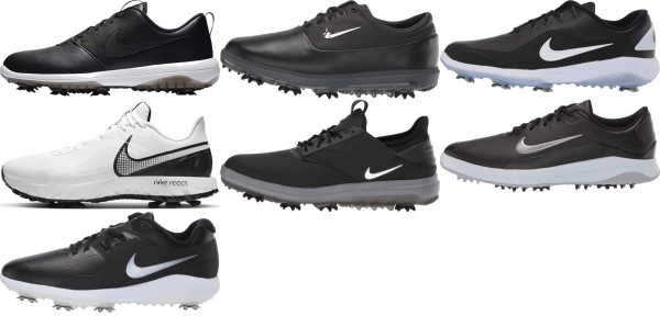 buy wide nike golf shoes for men and women