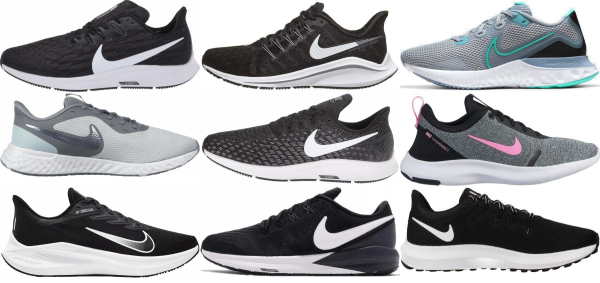 buy wide nike running shoes for men and women