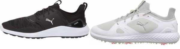 buy wide puma golf shoes for men and women