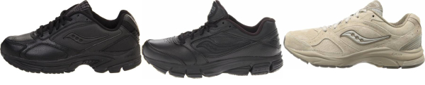 buy wide saucony walking shoes for men and women