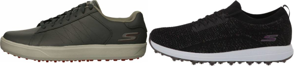 buy wide skechers golf shoes for men and women