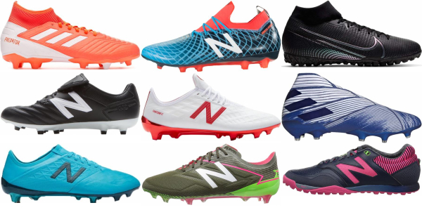 buy wide soccer cleats for men and women
