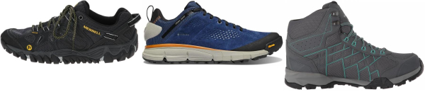 buy wide speed hiking shoes for men and women
