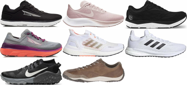 Wide Toe Box Comfortable Running Shoes