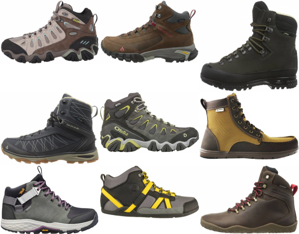 buy wide toe box hiking boots for men and women