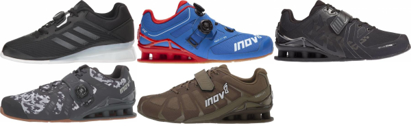 buy wide weightlifting shoes for men and women