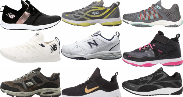 buy wide workout shoes for men and women