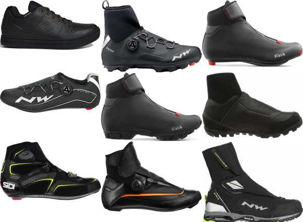 buy winter cycling shoes for men and women