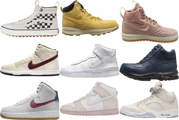 buy winter high top sneakers for men and women