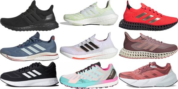 buy women's adidas running shoes for men and women
