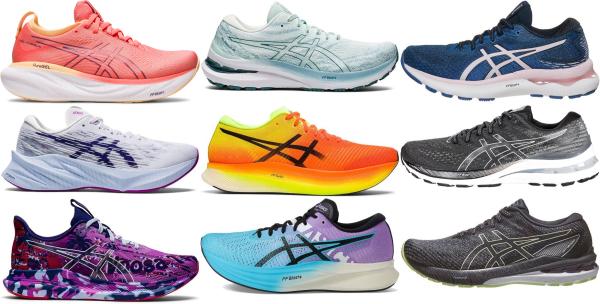 buy women's asics running shoes for men and women