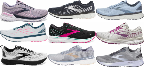 buy women's brooks running shoes for men and women