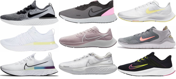 buy women's nike running shoes for men and women