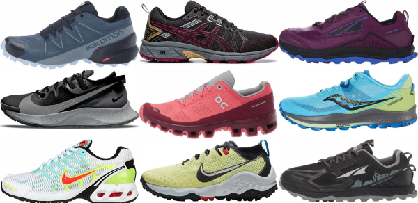 buy women's trail running shoes for men and women