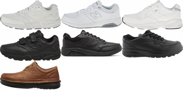 buy work flat feet walking shoes for men and women
