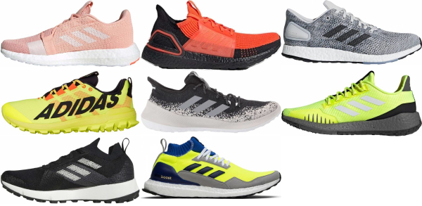 buy yellow adidas running shoes for men and women