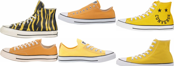 buy yellow converse sneakers for men and women