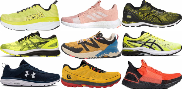 buy yellow daily running shoes for men and women