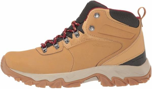 buy yellow hiking boots for men and women