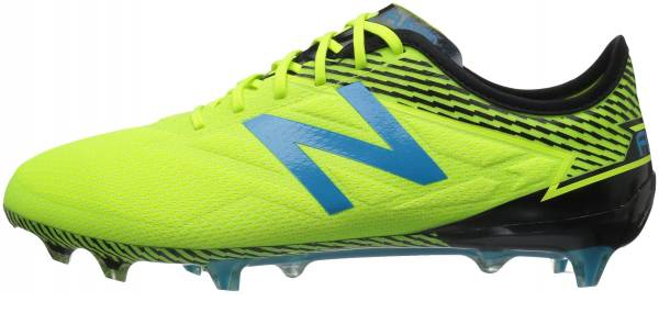 buy yellow new balance soccer cleats for men and women