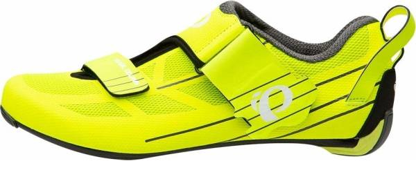 buy yellow pearl izumi cycling shoes for men and women