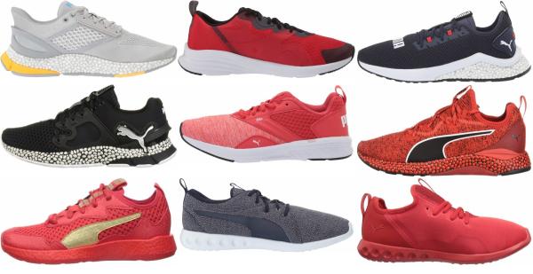 buy yellow puma running shoes for men and women