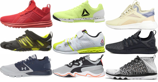 buy yellow training shoes for men and women