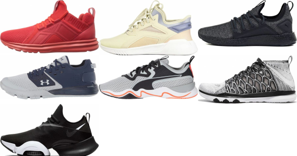 buy yellow workout shoes for men and women