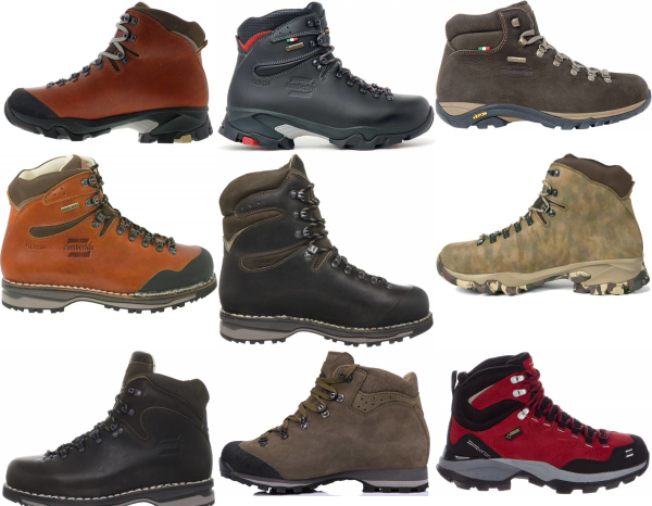 buy zamberlan hiking boots for men and women