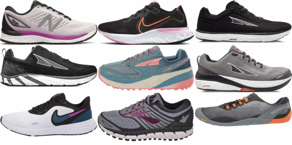 buy zero drop running shoes for men and women