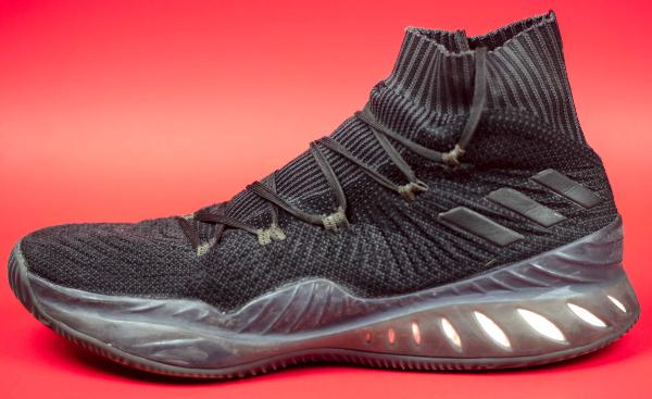 timeless design fb37a 76c2d Traction. The traction of the Adidas Crazy Explosive 2017 ...