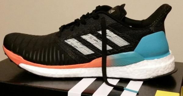 Only $70 + Review of Adidas Solar Boost