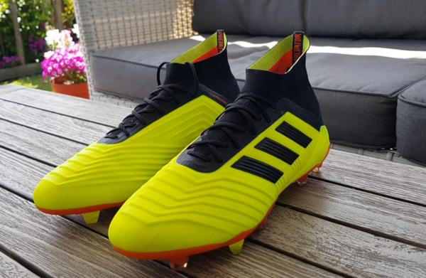 7a55d36f9 Current Adidas technologies such as the Primeknit and Control Skin have  made their way into the Predator 18.1 design.
