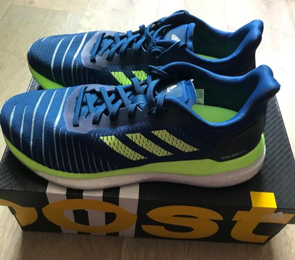 Review of Adidas Solar Drive 19