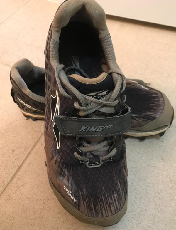 Only $75 + Review of Altra King MT 1.5