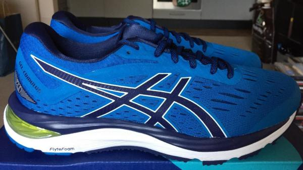 ead3ca63a7 They are not the lightest of shoes, rated at 285 grams for Men's, but  lighter than Gel-Nimbus 21 (310 grams) or Gel-Kayano 25 (336 grams).