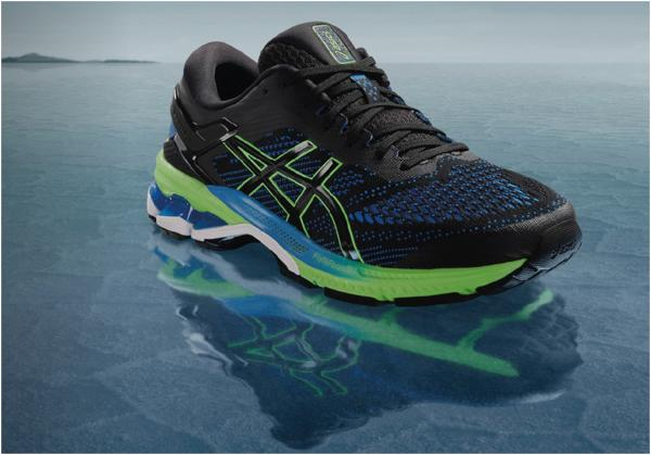 Asics Launches Gel Kayano 26: The
