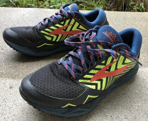 a07d3356e662e The Brooks Caldera 2 is part of the line of trail shoes from the Washington  based running company. Like many models from Brooks
