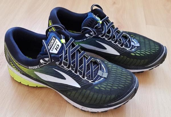 Only $105 + Review of Brooks Ghost 10
