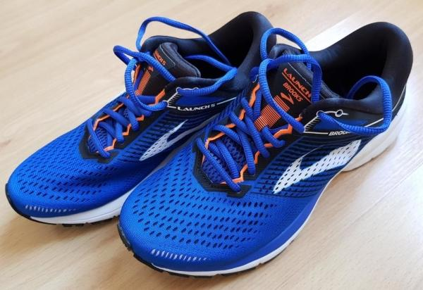 Only $90 + Review of Brooks Launch 5