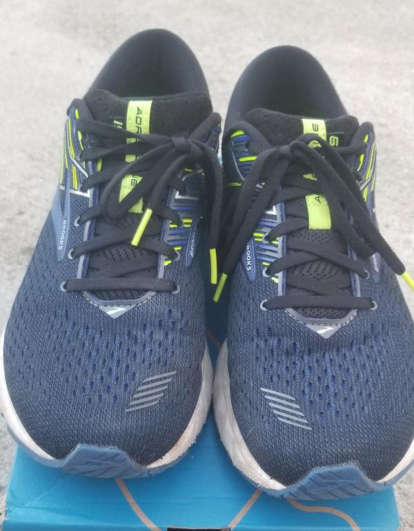 ba388238340 I have no major complaints besides they fit a little loosely. Brooks always  makes reliable shoes. I can always trust that as long as its Brooks  ...